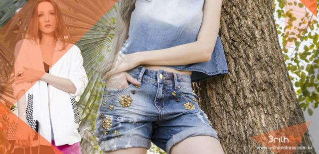 Crie acessórios de moda incríveis com strass